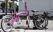 フォールディングバイク
