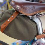 Isle of Wight Saddle Bag M