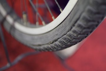 タイヤの交換時期について
