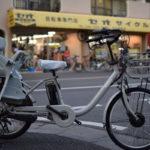 お子さん乗せ電動アシスト自転車、在庫あります!!(2020/3/19現在)